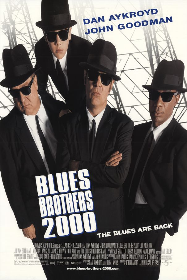7. 'Blues Brothers 2000'