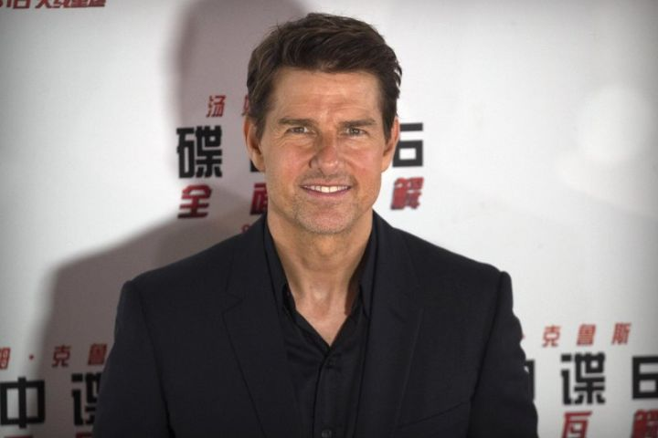 Tom Cruise. Photo: AP Photo/Mark Schiefelbein