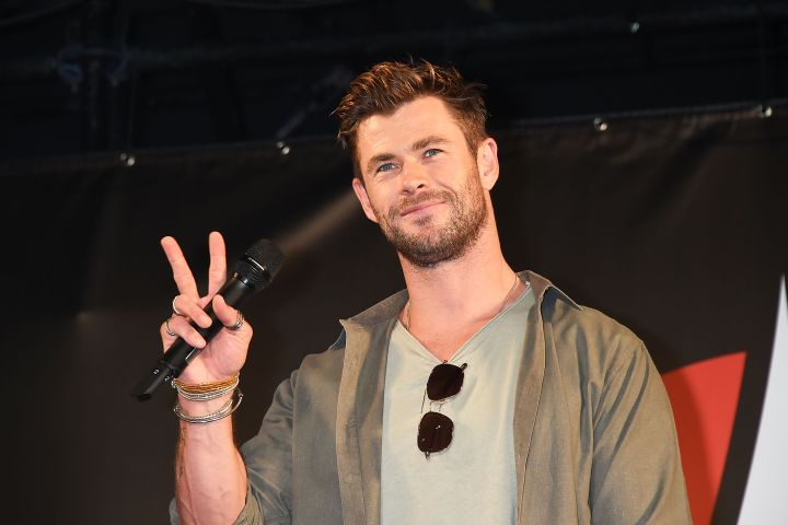 Chris Hemsworth - Getty Images