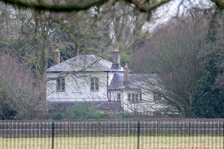 A general view of Frogmore Cottage on the Home Park Estate, Windsor. PA Photo. Picture date: Tuesday January 14, 2020. Photo by Steve Parsons/PA Images via Getty Images