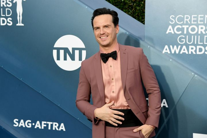 Andrew Scott - Getty Images