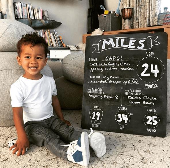 Happy Birthday, Miles