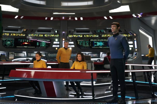 A New 'Star Trek' Series Is Coming To CBS All Access