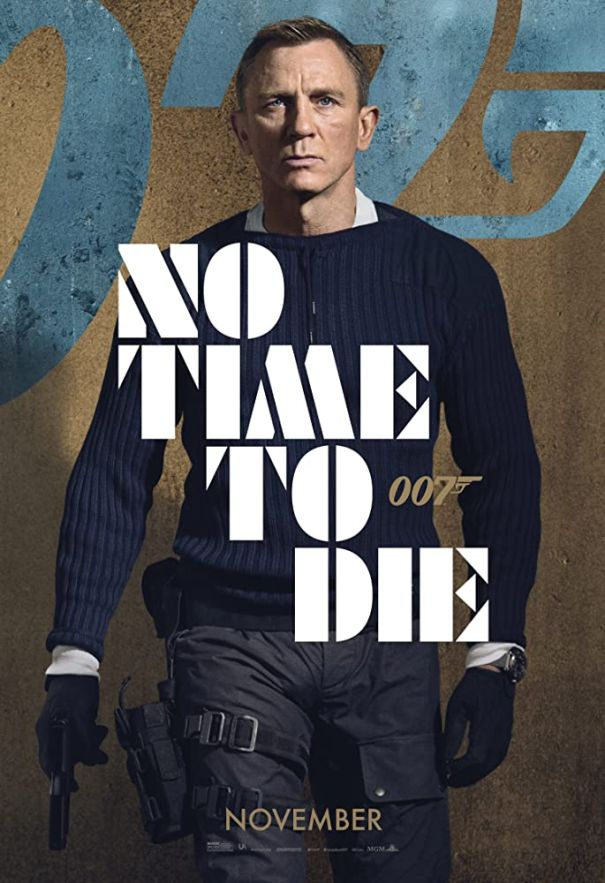 'No Time To Die'