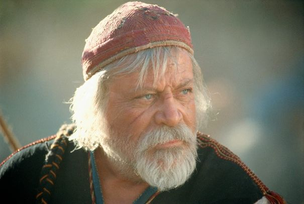 Oliver Reed Died Before Filming Was Complete
