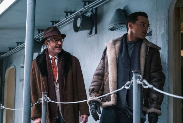 Cancelled: 'Project Blue Book'