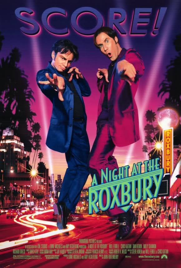 5. 'A Night At The Roxbury'