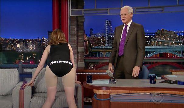 Goodbye, Letterman
