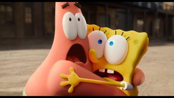 'Spongebob: Sponge On The Run'