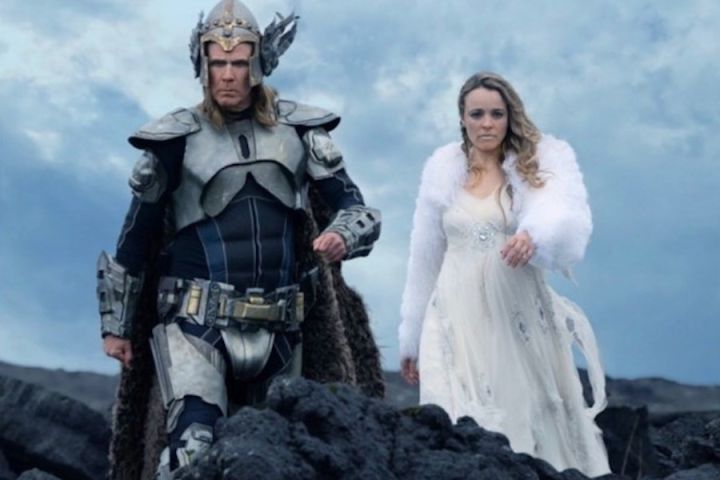 Will Ferrell And Rachel McAdams Star In Hilarious 'Volcano Man ...