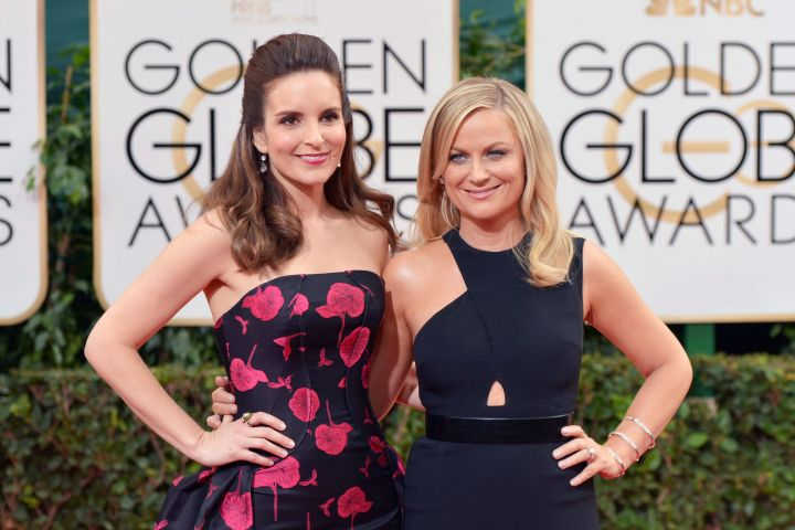 Tina Fey and Amy Poehler. Photo: John Shearer/Invision/AP/CP Images