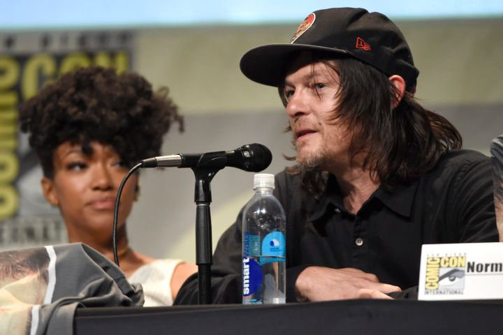 Norman Reedus. Photo: CPImages