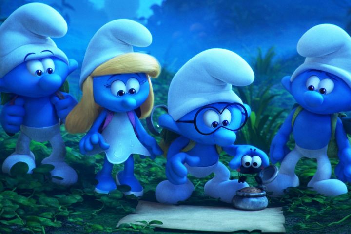"""""""Smurfs: The Lost Village"""". Photo: Columbia Pictures/CPImages"""
