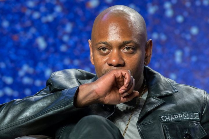 Dave Chappelle. Photo: EPA/WARREN TODA