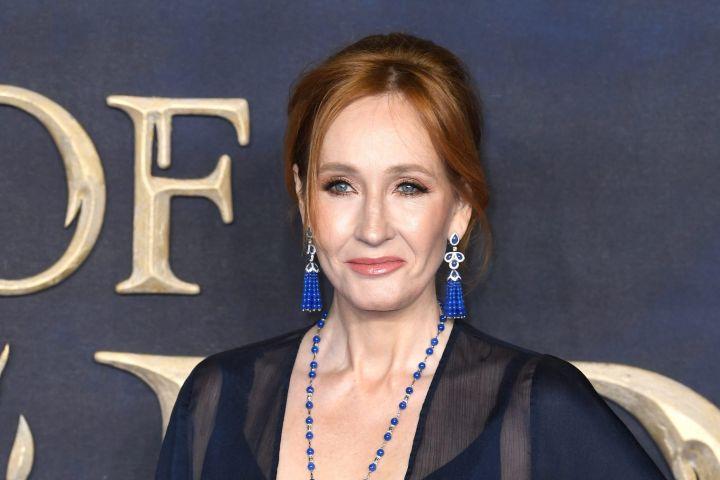 J.K. Rowling. Photo: Doug Peters/EMPICS/CP Images