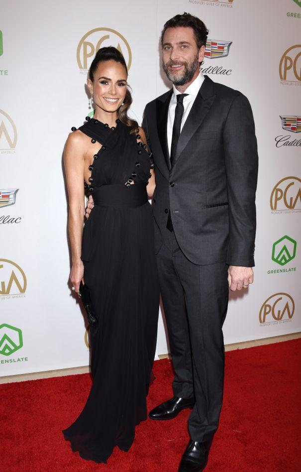 Jordana Brewster And Andrew Form Split