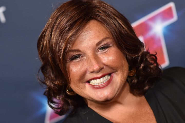 Abby Lee Miller. Photo: CPImages
