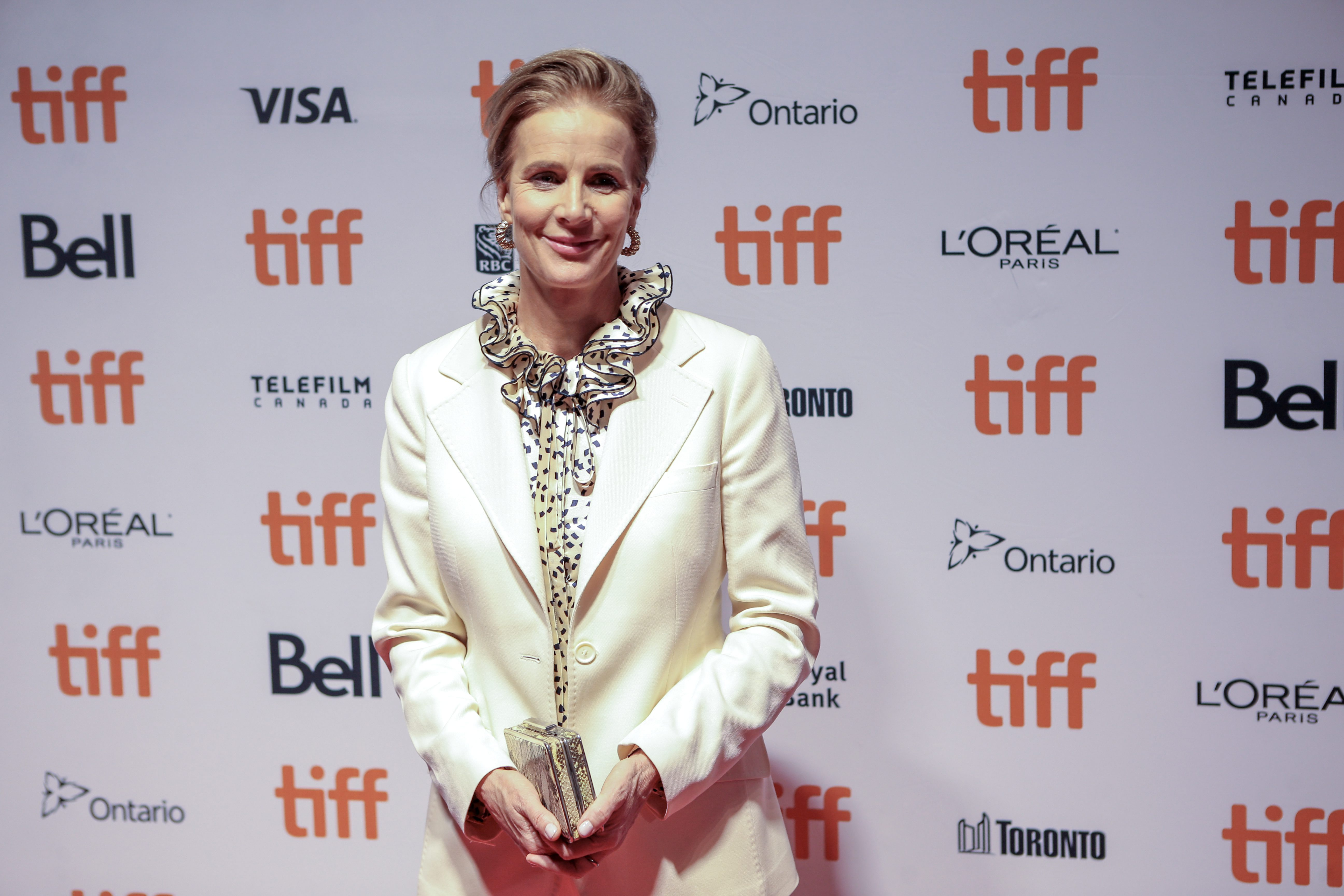 Rachel Griffiths Apologizes After Backlash To 'Shallow' Social Media Post About Her Manicure As 'America Is Burning