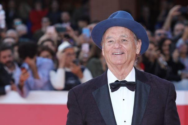 Anne Hathaway, Bill Murray Join Forces For 'Bum's Rush'