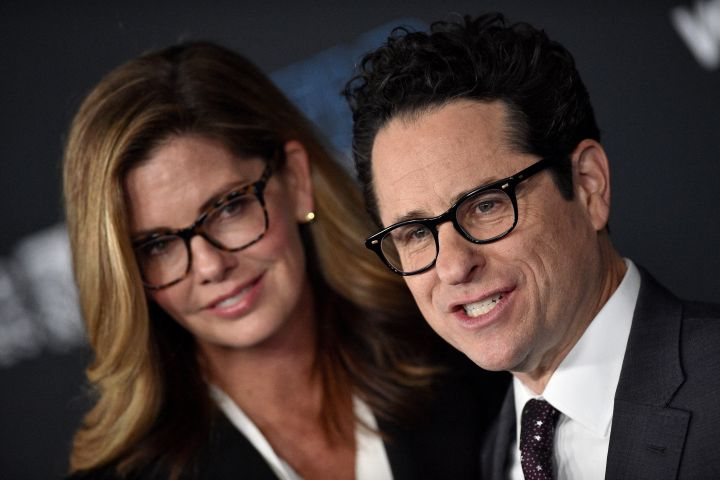 J.J. Abrams, Katie McGrath. Photo by Lionel Hahn/ABACAPRESS.COM