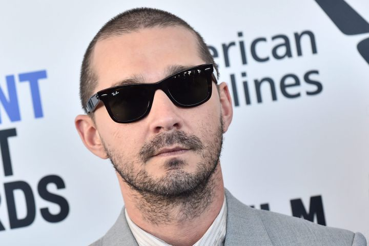 Shia LaBeouf. Photo: CP Images
