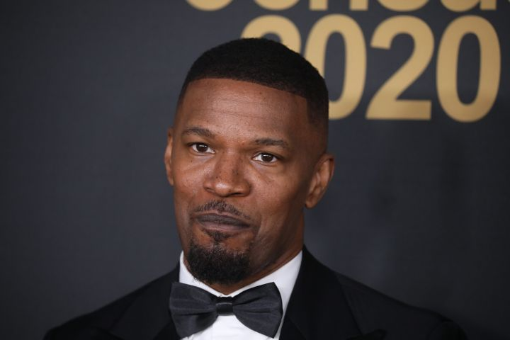 Jamie Foxx. Photo: CPImages