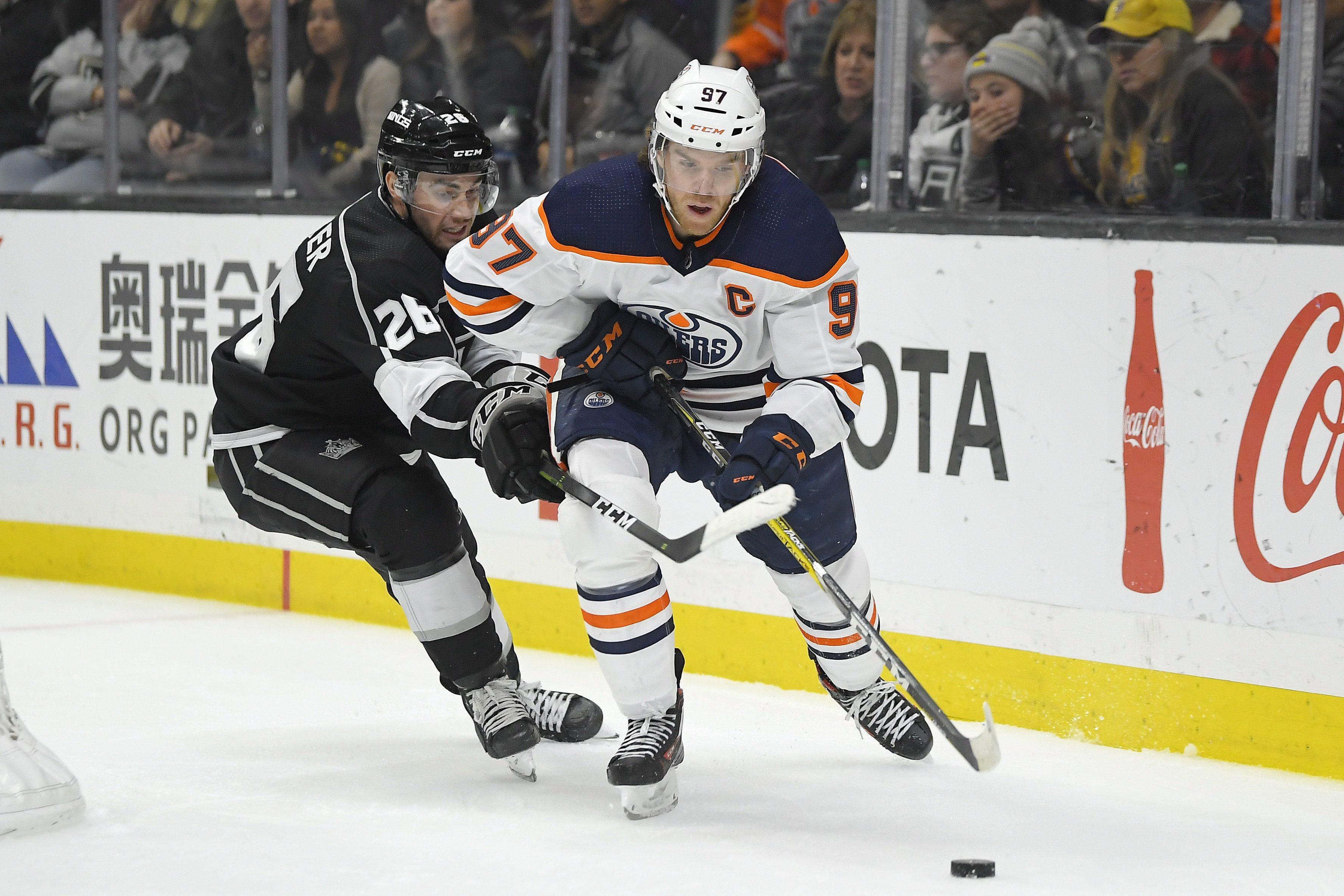 Edmonton Oilers Captain Connor McDavid Speaks Out About Ending Racism