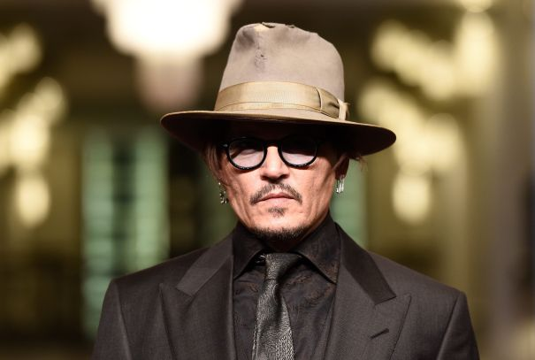 Johnny Depp Lending His Voice To Animated Series