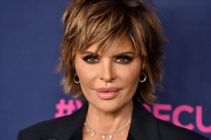 Lisa Rinna. Photo: Lionel Hahn/ABACAPRESS.COM/CP Images