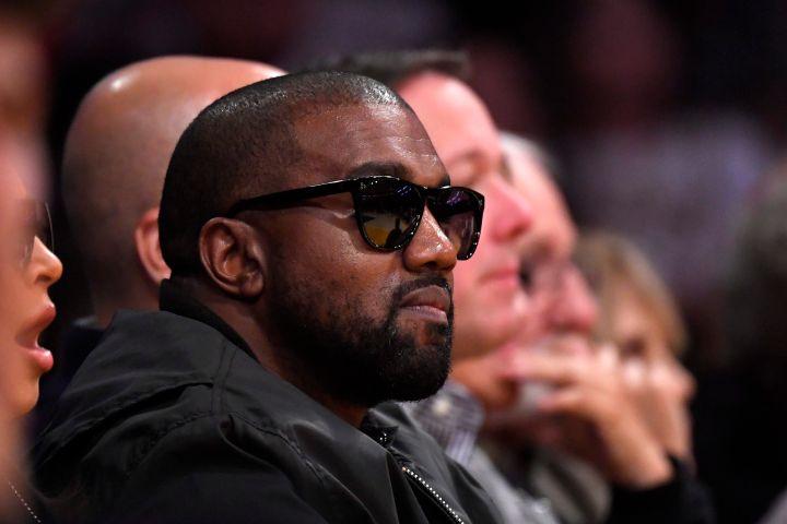 Kanye West. Photo: CPImages/AP Photo/Mark J. Terrill File