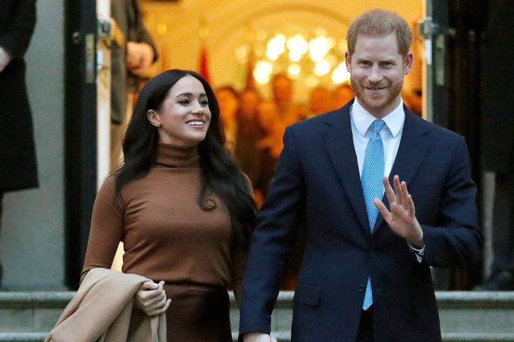 Meghan and Harry, Duchess and Duke of Sussex. Photo: AP Photo/Frank Augstein, File/CP Images
