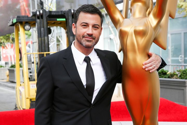 Jimmy Kimmel. Photo: Rich Fury/Invision/AP, File/CP Images