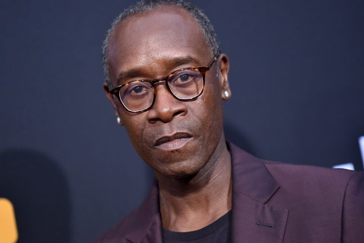 Don Cheadle. Photo: CPImages
