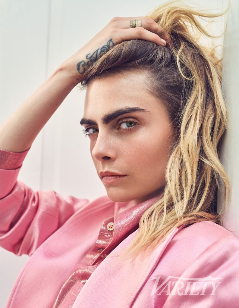 Cara Delevingne. Photo: Beau Grealy for Variety