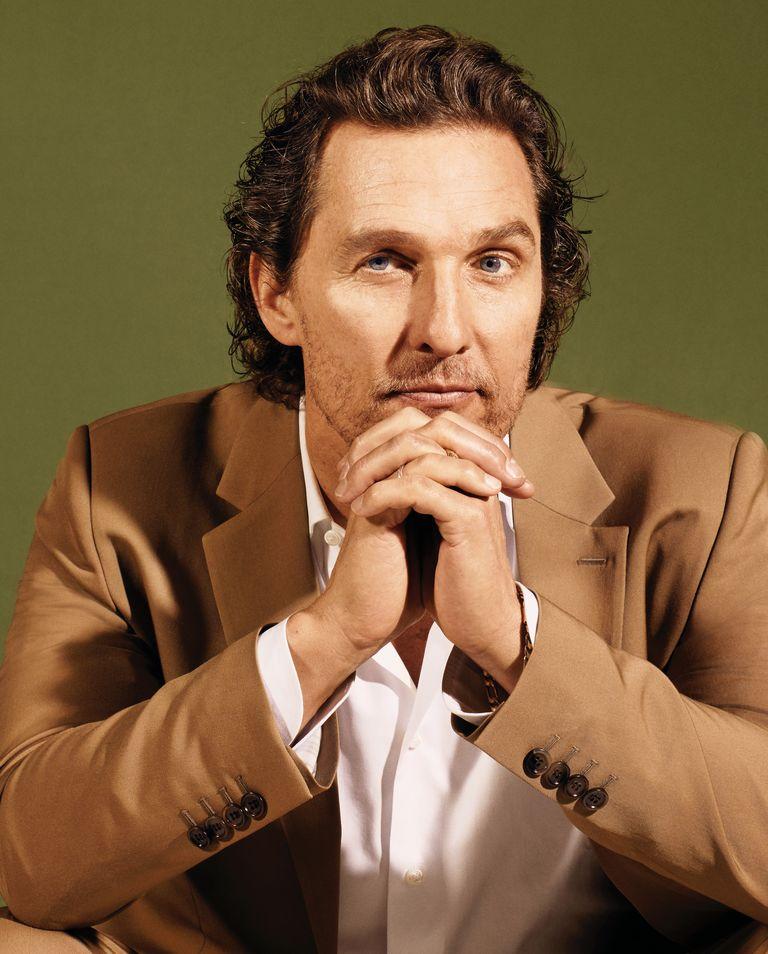 Matthew McConaughey. Photo: Philip Montgomery for Town & Country