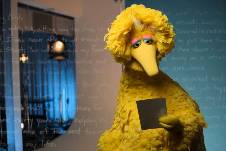 Big Bird Gushes Over His 'Sesame Street' Pals In Sneak Peek At Apple TV's 'Dear…'
