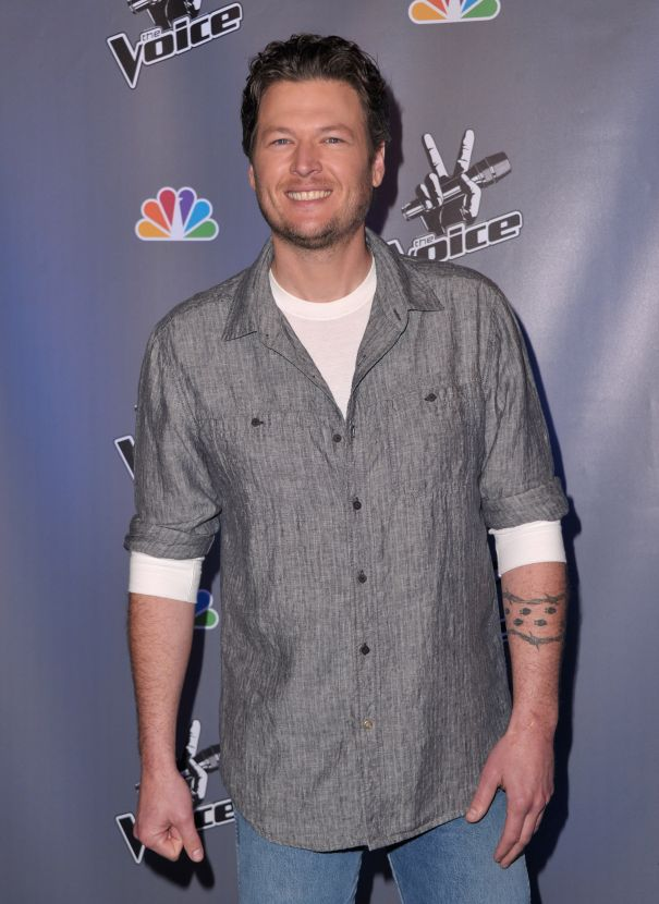 2011: Blake Joins 'The Voice'