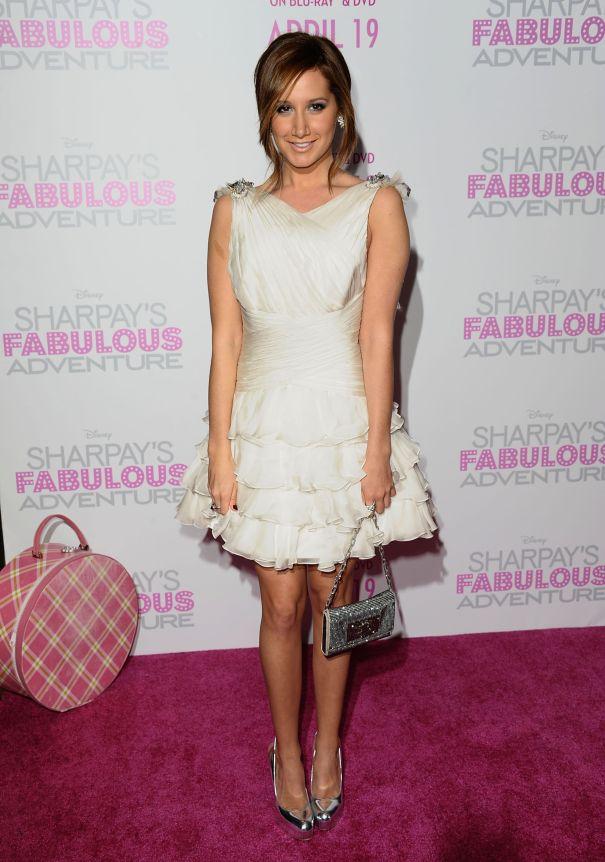 2011: 'Sharpay's Fabulous Adventure' Premiere