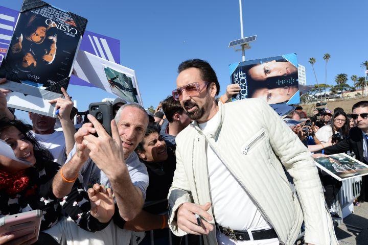 Nicolas Cage - Getty Images
