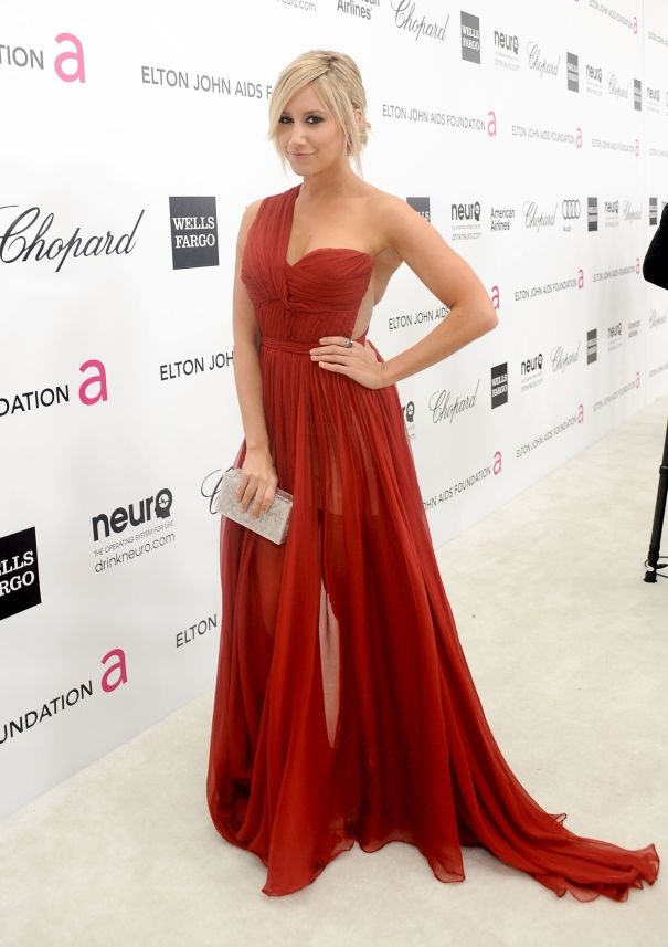 2012: Elton John AIDS Foundation Academy Awards Viewing Party