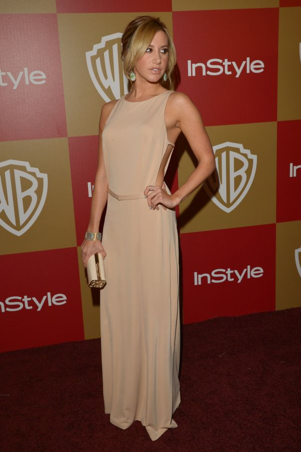 2013: InStyle And Warner Bros. Golden Globes After Party
