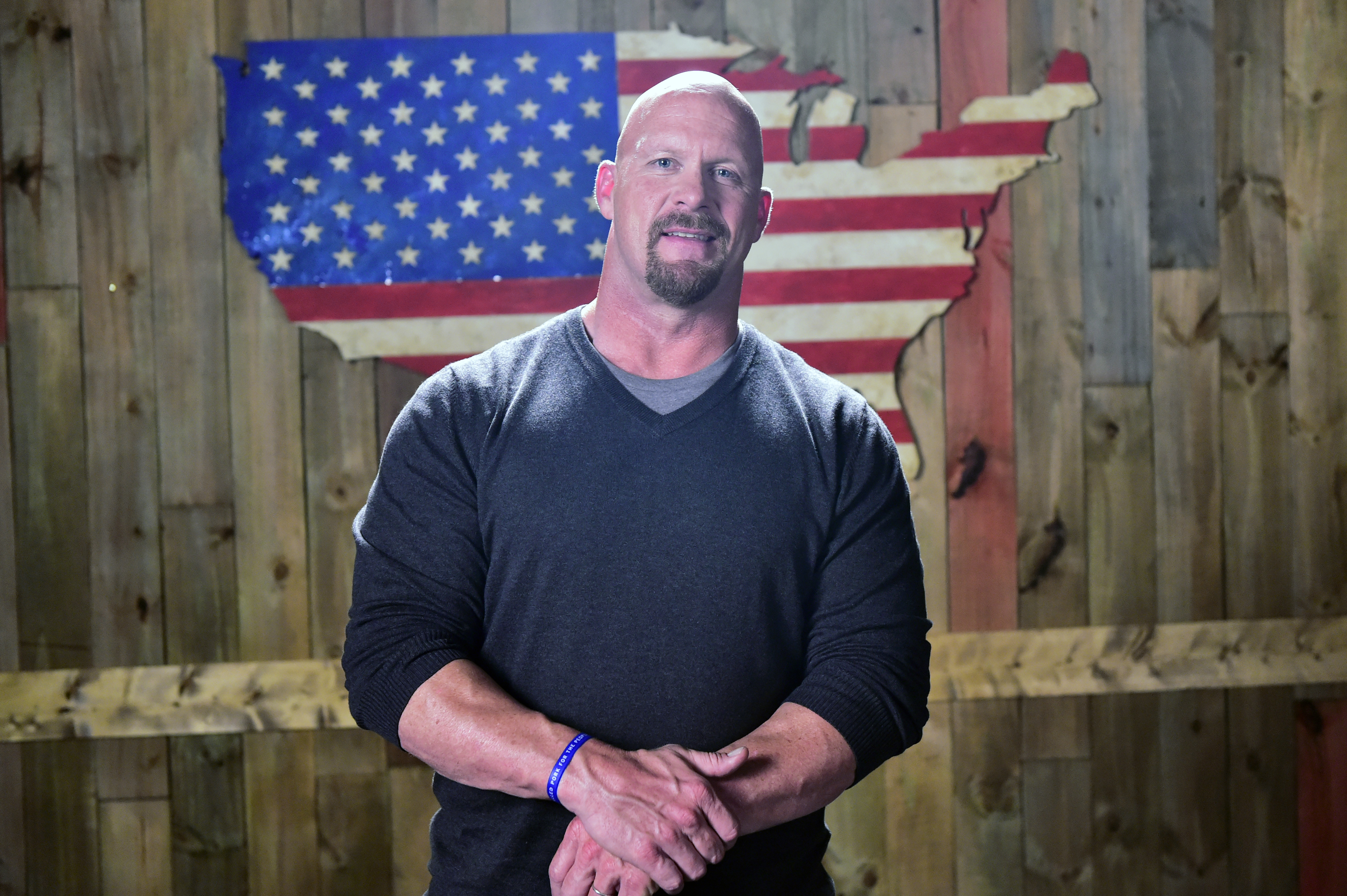 Old Post From 'Stone Cold' Steve Austin Resurfaces Of Him Slamming The Use Of The Confederate Flag