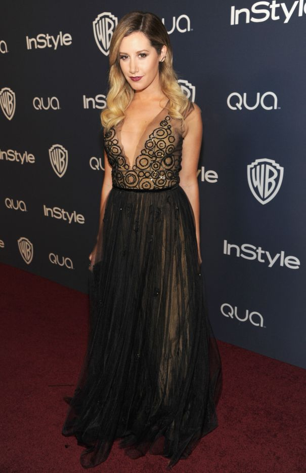 2014: InStyle And Warner Bros. Golden Globes After Party