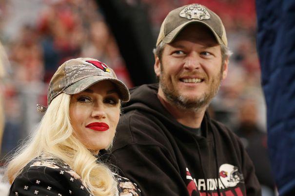 2015: The Beginning Of Blake & Gwen