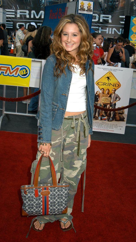 2003: 'Grind' Premiere