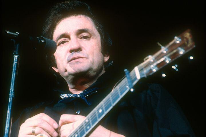 Johnny Cash (Photo by Jeffrey Mayer/WireImage)