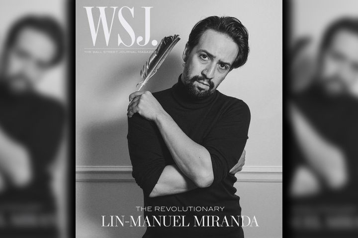 Lin-Manuel Miranda. Photo:  Inez & Vinoodh for WSJ. Magazine