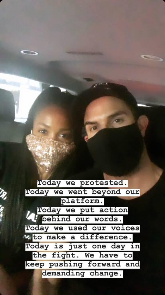 Photo: Instagram/RachelLindsay