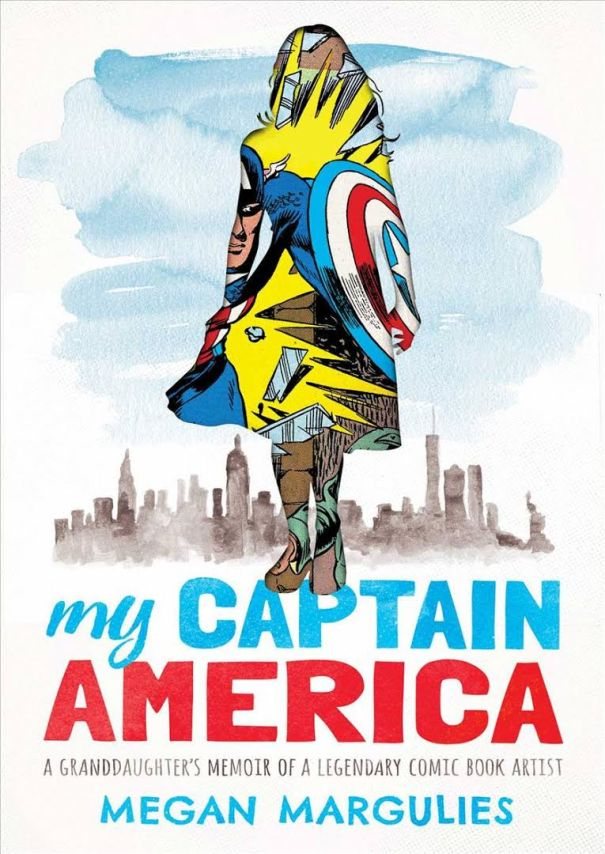 'My Captain America' By Megan Margulies