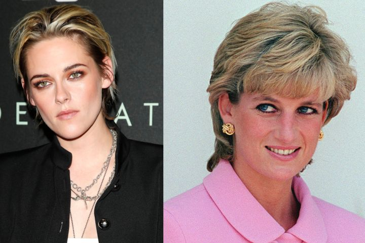 Kristen Stewart To Play Princess Diana In Upcoming Film 'Spencer' | ETCanada.com